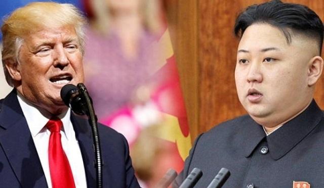 وصول ترامب إلى سنغافورة لعقد قمة تاريخية مع زعيم كوريا الشمالية