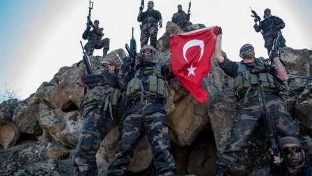الجيش التركي يرسل قوات