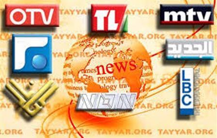 مقدمات نشرات الأخبار المسائية ليوم الجمعة في 13/11/2015