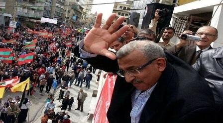 أسامة سعد: السياسيّ غير الفاسد مرشح عن المقعد السني في دائرة صيدا - جزين