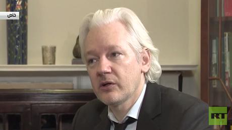 بالفيديو...مؤسس ويكيليكس يتناول العلاقات بين كلينتون والسعودية وانقلاب تركيا