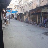 فيديو من الاشتباكات المستمرة على الشارع الفوقاني في مخيم عين الحلوة